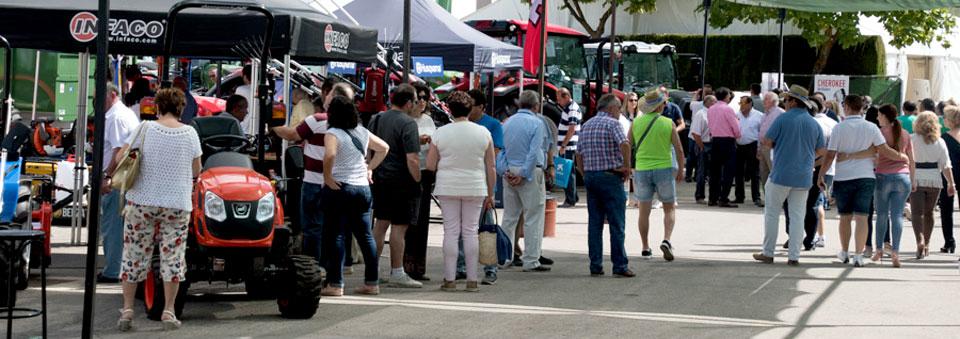 La XXXVI Feria de la Maquinaria Agrícola cierra sus puertas con un balance muy positivo en cuando a volumen de ventas se refiere