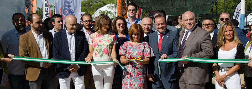 Inaugurada la XXXV edición de la Feria de la Maquinaria Agrícola, una cita ineludible para los agricultores y casa comerciales oleícolas